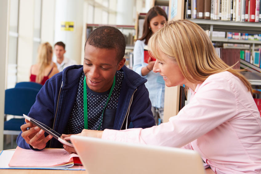 Big Data allows teachers and students to have more informed discussions